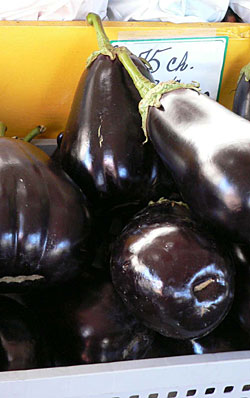 Recipe using Eggplant from Heritage Recipes